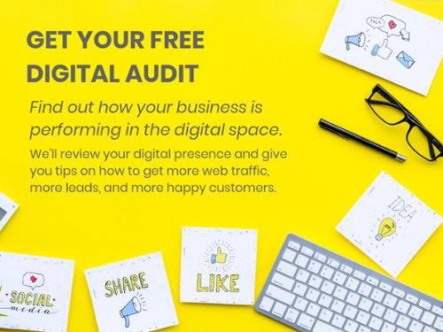 Free Digital Audit