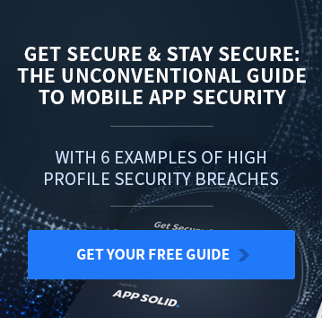 Get Secure & Stay Secure: The Unconventional Guide to Mobile Application Security