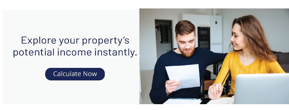 property income calculator airbnb investment