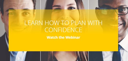 plan with confidence