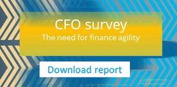 CFO Survey finance Agility