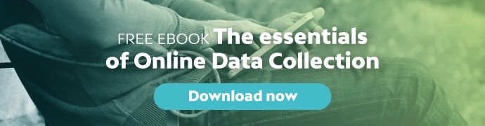 Free ebook - The essentials online data collection