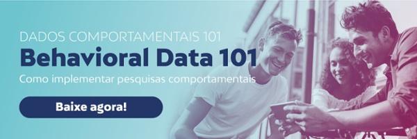 dados comportamentais 101