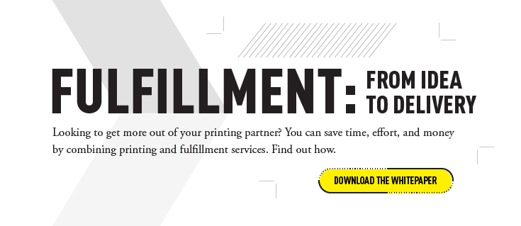 Fulfillment: From idea to delivery