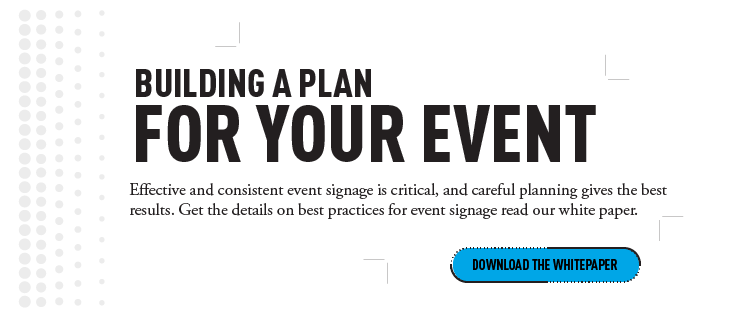 Building a Plan for your Next Event