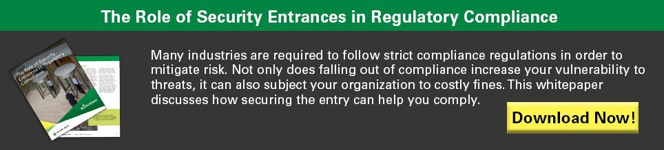 The Role of Security Entrances in Regulatory Compliance