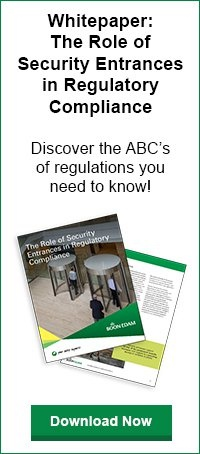 Whitepaper: The Role of Security Entrances in Regulatory Compliance