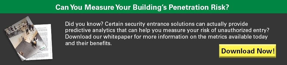Can you Measure Your Buildings Peneration Risk?
