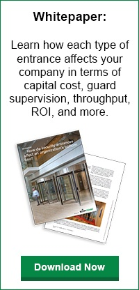Whitepaper: How do security entrances affect an organization's bottom line?