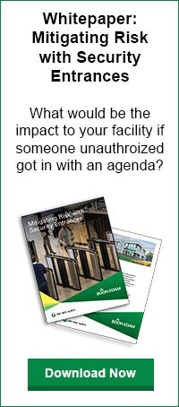 Whitepaper: Mitigating Risk with Security Entrances