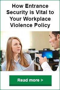How Entrance Security is Vital to Your Workplace Violence Policy