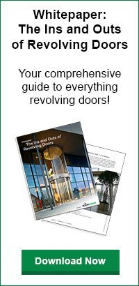 Whitepaper: Ins and Outs of Revolving Doors