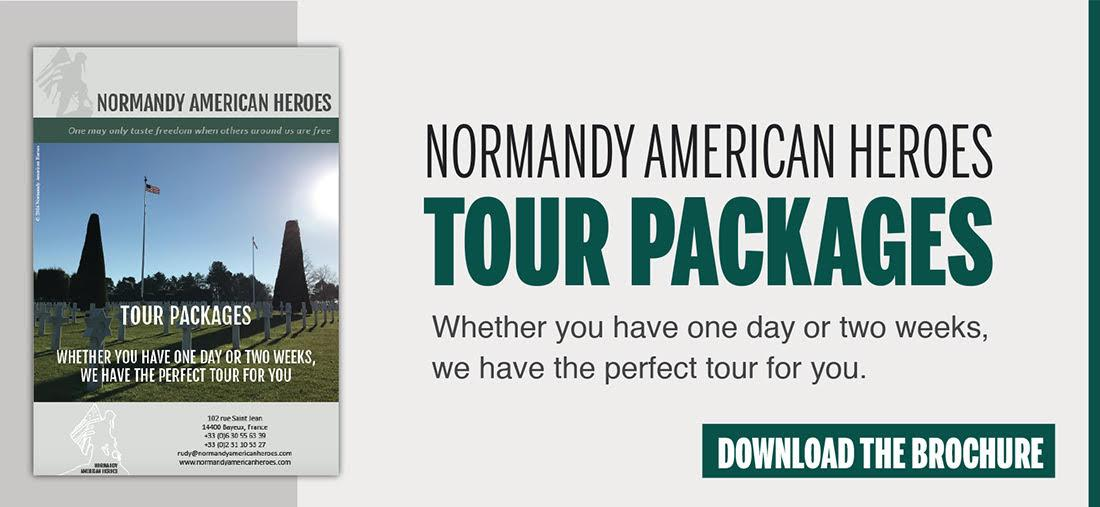 Normandy American Heroes Tour Packages