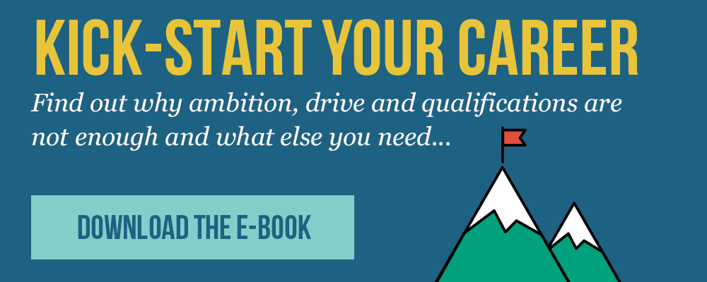 Kick-start your career