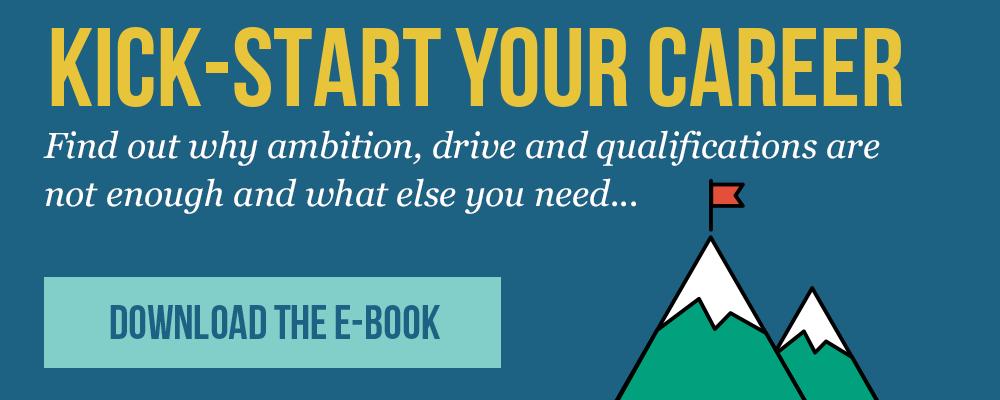 Kick-start your career