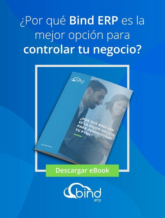 Descarga gratis el ebook para saber cómo elegir el mejor sistema ERP en la nube para tu PYME