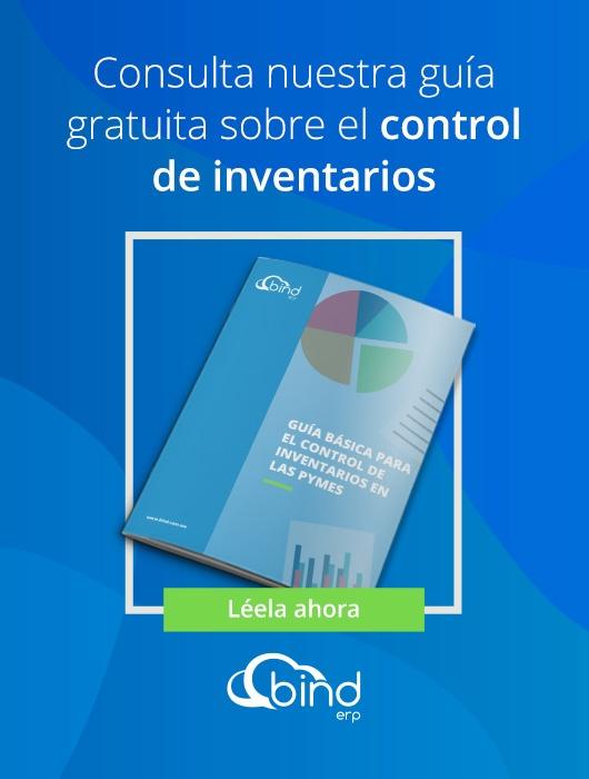 Aprende las bases de una correcta administración de inventarios con esta guía básica para las PYMES