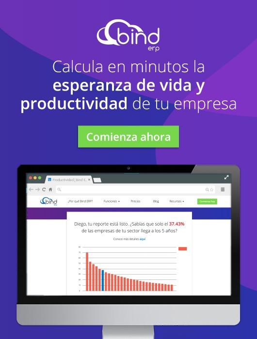 Calculadora empresarial: productividad laboral