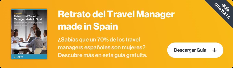 El ADN del travel manager español