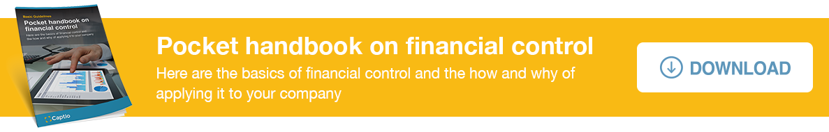 Pocket handbook on financial control