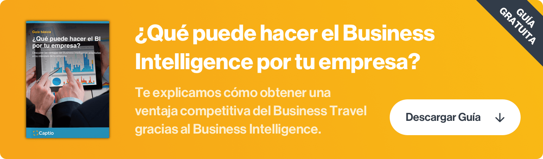 BI y Business Travel