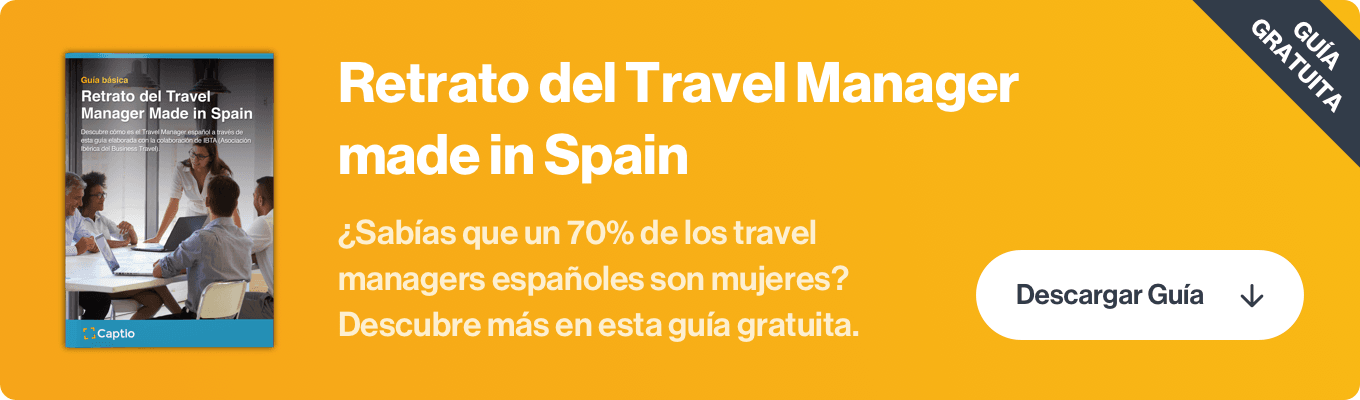 Retrato del Travel Manager Made in Spain