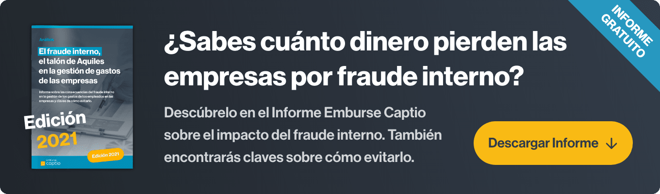 informe fraude interno captio