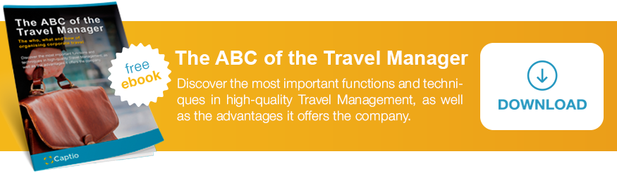 Free Ebook - The ABC of the travel manager
