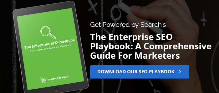 Download SEO Playbook Now