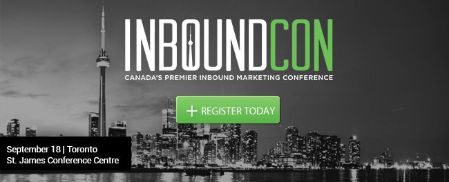 The 2013 Inbound Marketing in Canada Study