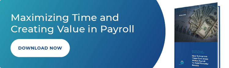 onemint whitepaper on maximizing time in payroll