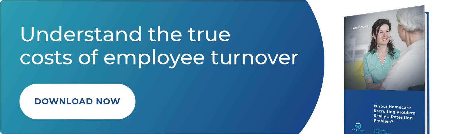 Cost of employee turnover whitepaepr