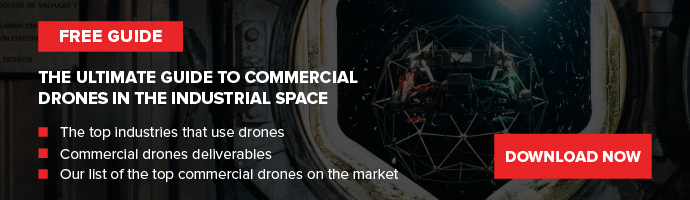 Download The Ultimate Guide to Commercial Drones In the Industrial Space