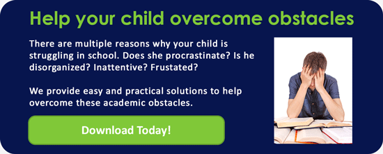Help your child overcome obstacles