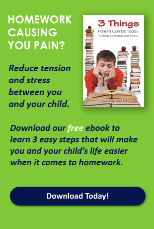 Homework Causing You Pain - Free ebook