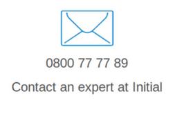 Contact an expert at Initial
