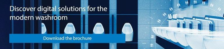 Discover digital solutions for the modern washroom