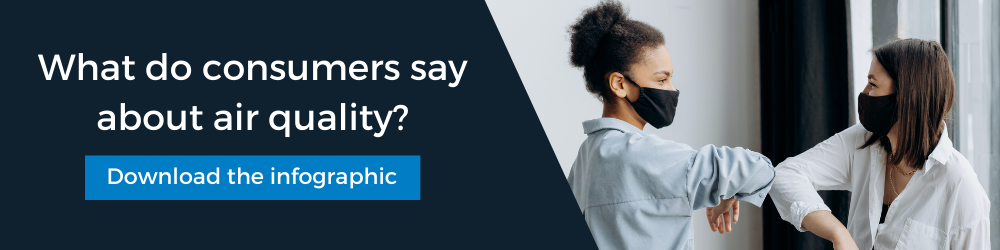 Find out what consumers have to say about air quality in a consumer survey from Rentokil-Initial