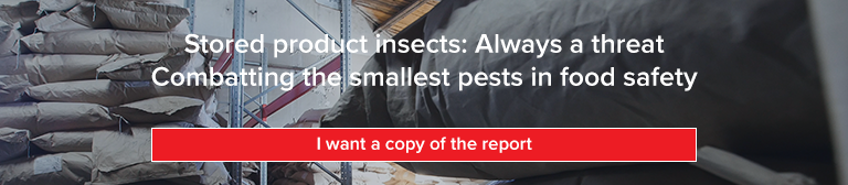 Stored product insects