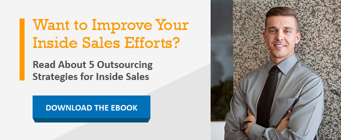 5 Outsourcing Strategies for Inside Sales