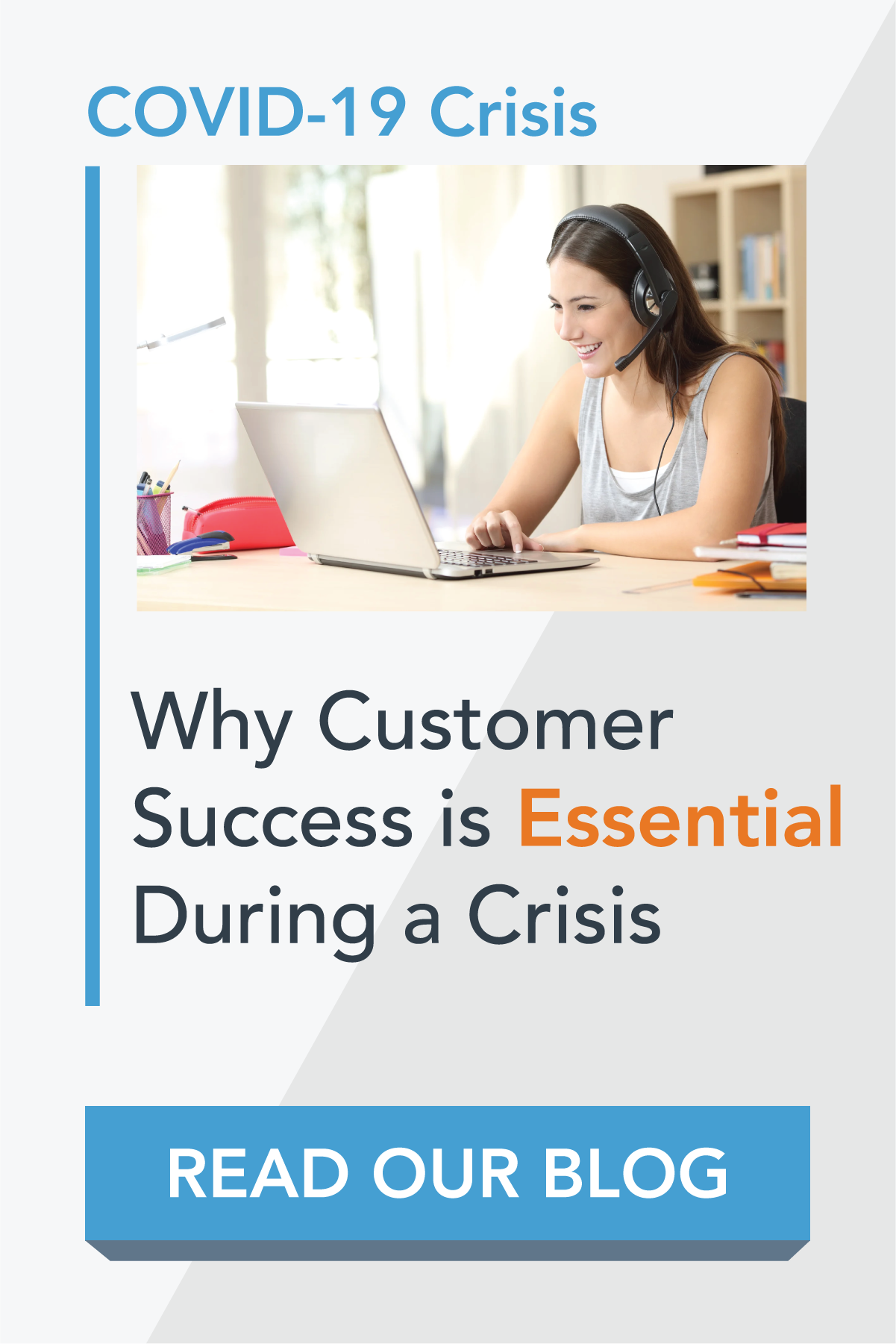 Customer Success Essential During Crisis