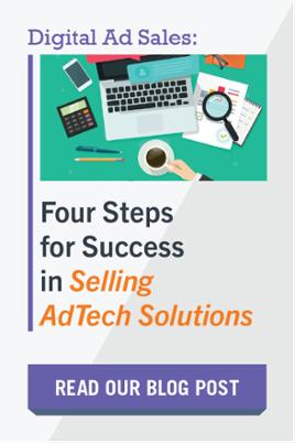 Digital Ad Sales AdTech Sales
