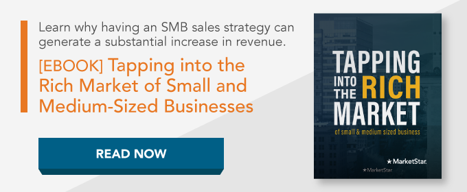 [EBOOK] Tapping into the Rich Market of Small and Medium-Sized Businesses