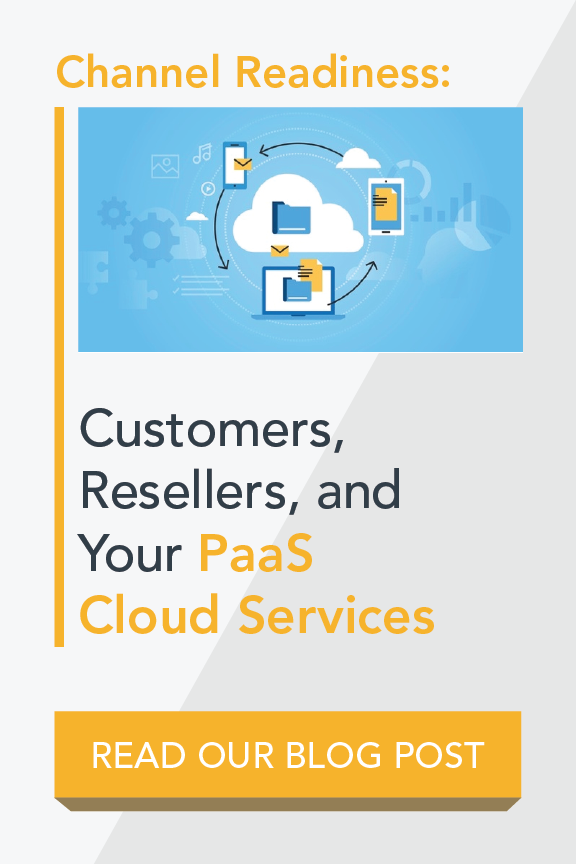 Channel Readiness Partner Channel Design