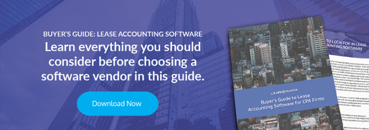 Buyer's Guide: Lease Accounting Software