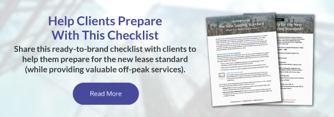 Help Clients Prepare With This Checklist