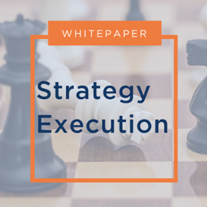Strategy Execution Whitepaper