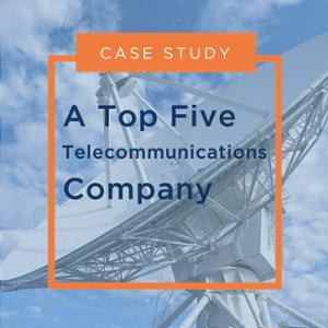 Telecommunications Case Study