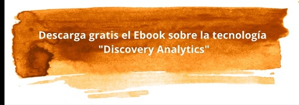 "Descarga Gratis el Ebook ""Discovery Analytics"""