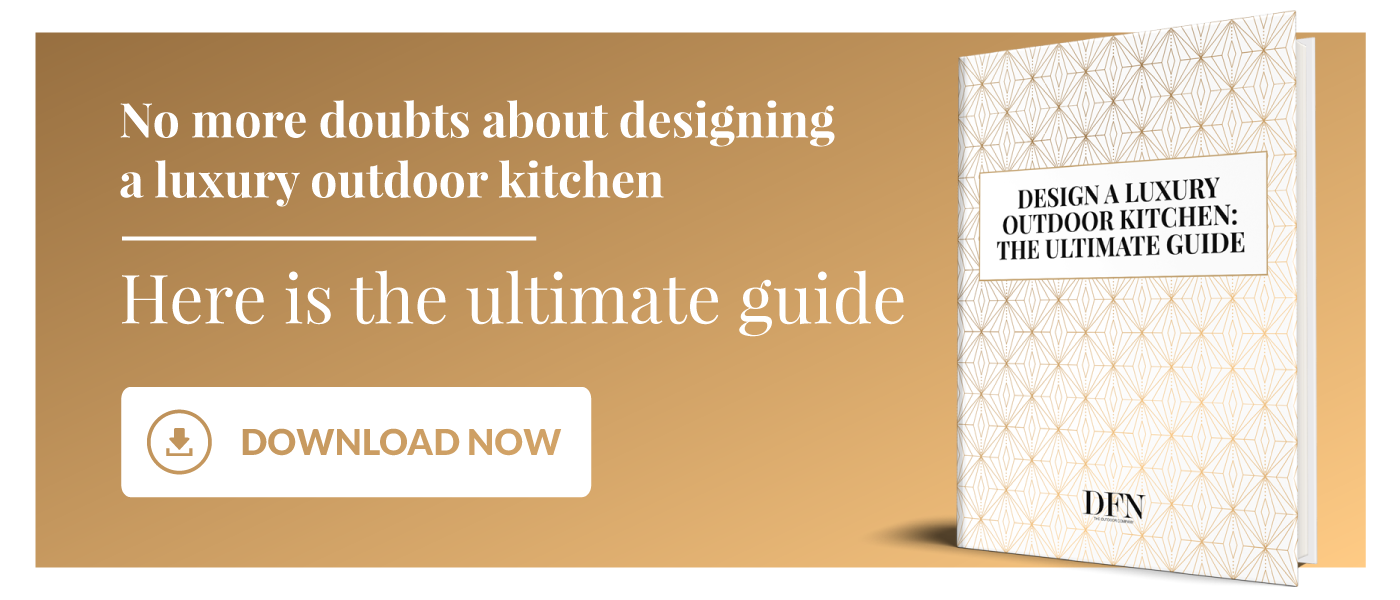 Download the ultimate guide to outdoor kitchen design